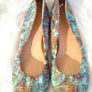 J. Crew Shoes - J.Crew ballet flats sz 8 made in Italy